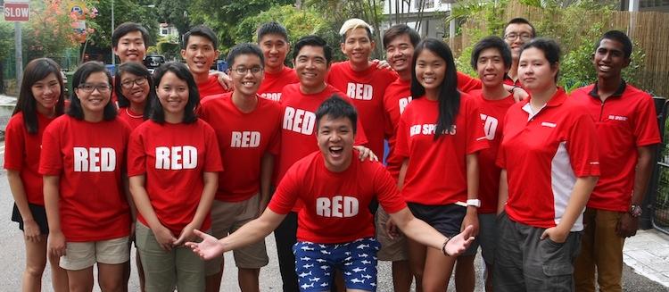 red crew 2013