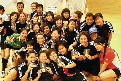 TEMASEK POLYTECHNIC claim first-ever medal in floorball – Red ...