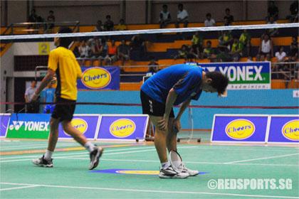 Badminton - Jun Kang (China) - sportuitslagen.org
