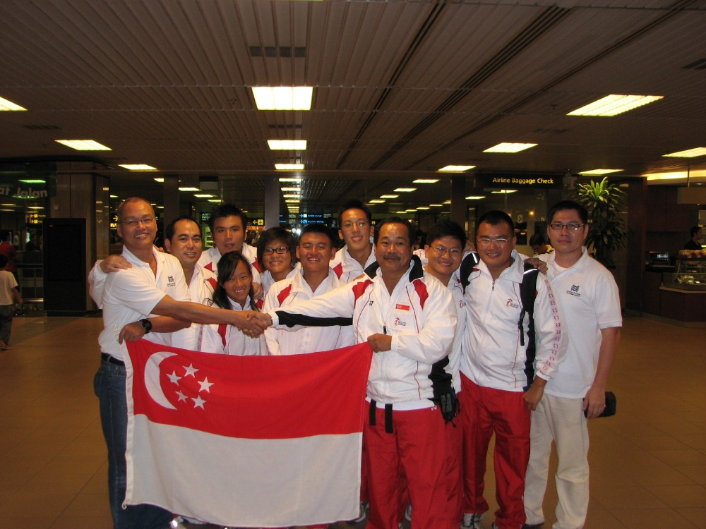 Singapore lifesavers finish 25th at World Rescue 2008 « Red Sports ...