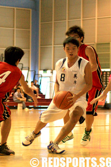 Pioneer beats ACS(I) in Nationals A Div Basketball Championships