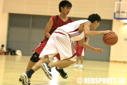 Unity vs Manjusri Basketball