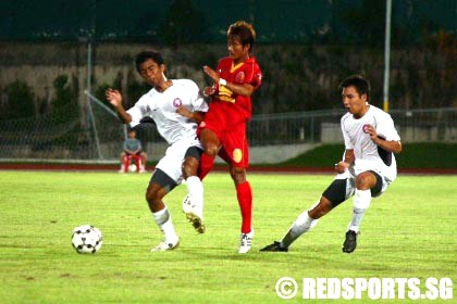 sports singapore football nazri give young lions