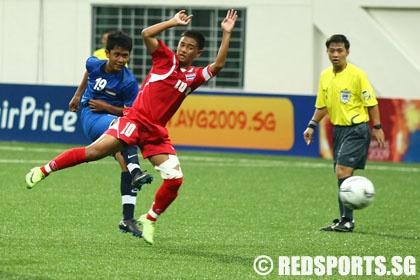 AYG Football: Thailand break Singapore hearts with crushing win ...