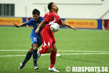 PREDIKSI SINGPURA VS THAILAND 19 DESEMBER 2012 FINAL AFF CUP