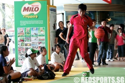 Milo AYG Celebration Party