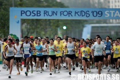 Aldrich Lim wins 8km race at POSB Run for Kids charity event « Red ...