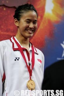 AYG Swimming: Quah Ting Wen stops Korean wave to take fourth gold ...