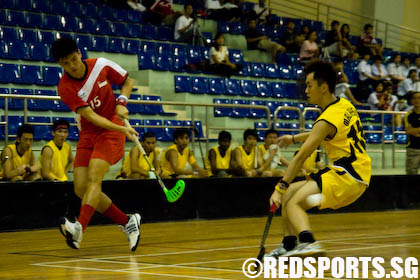 Singapore thump 25 past Malaysia in floorball championship – Red ...