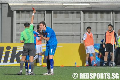 AFC Champions League 2010 SAFFC vs Suwon