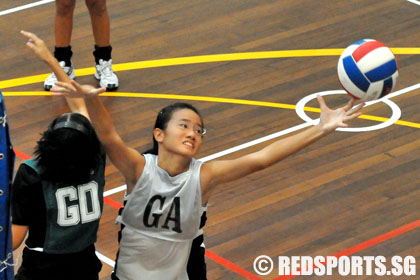 Netball South Zone Final