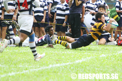 B Division Rugby Final ACS(I) vs SAS