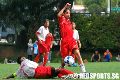 Manchester United premier cup singapore siglap vs hong kah sec