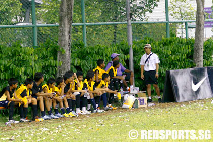 Hong Kah (Team A) were unable to make it to the next round as they ...