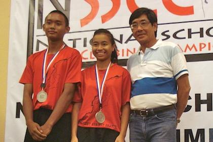 national schools sport climbing championship