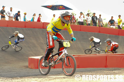 Friendship Games Cycling BMX