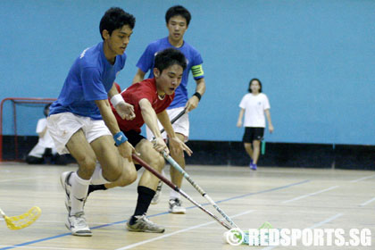 A Division floorball