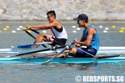 2010 Asia Cup 1 Rowing Championships