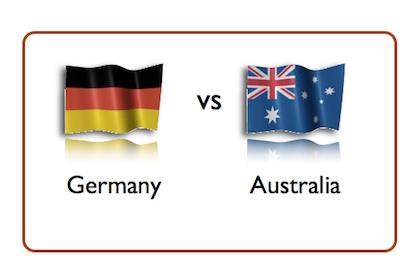 Germany Vs Australia