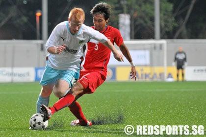 Singapore VS Burnley FC