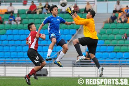 Singapore U18 VS Singapore U15