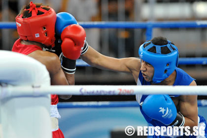 Youth Olympic Boxing Bronze Medal