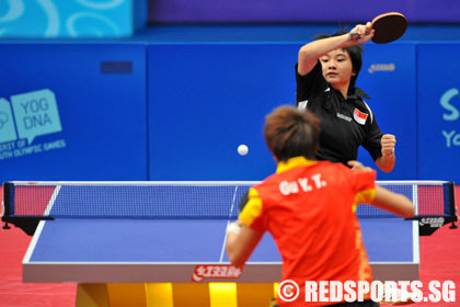... down 0-4 to Gu Yuting of China in final – Red Sports. Always Game