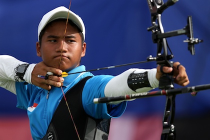 Youth Olympic archery
