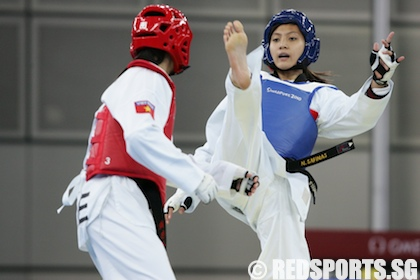 Youth Olympic taekwondo