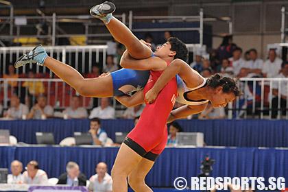 YOG Women's Freestyle Wrestling