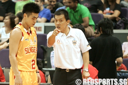 ABL Preseason Singapore Slingers vs Rain or Shine