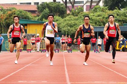 Institute-Varsity-Polytechnic Track & Field 2010