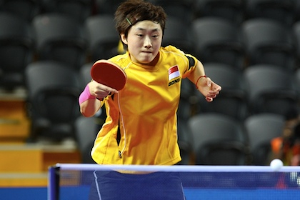 Commonwealth Games Table Tennis: Singapore sweep 6 of 7 gold ...