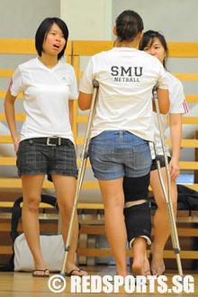 IVP Girls Netball SMU vs NP