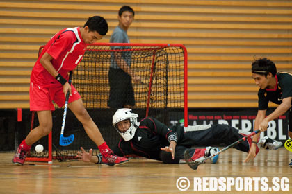 IVP Guys Floorball ITE vs TP