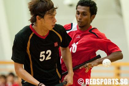 IVP Guys Floorball ITE vs TP