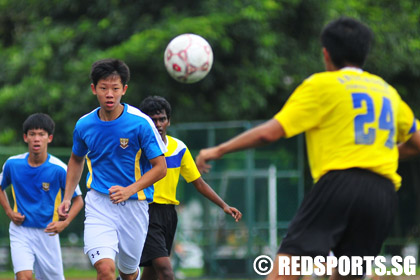A Division Football AJC vs CJC