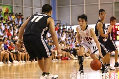b division north zone basketball