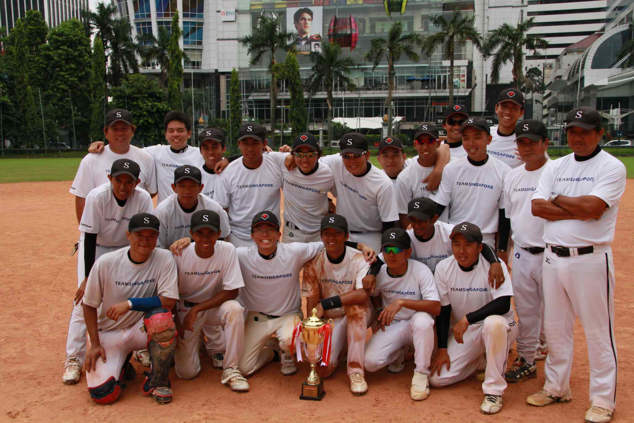 Softball Singapore Defeat Indonesia 2 0 In President S Cup Series Page 2 Red Sports
