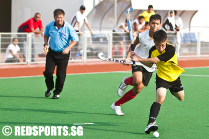 Hockey final VS TWSS