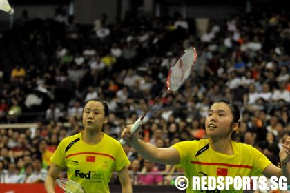 Singapore Open 2011 final