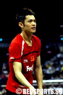 Singapore Open Badminton: Lin Dan no-show leaves sour taste as China ...