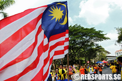 World Cup Qualifier: Malaysia vs Singapore (2nd leg) — A Picture ...