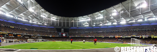 Bukit Jalil showed how Singapore's sports fan culture is just not there yet ...