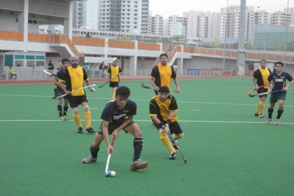 Home » SHF Men's Division 3 Hockey: C&C beat SIA 6-1 to go top of tabl...