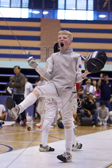 Over 450 Young Fencers Take Part In Singapore Minime