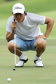 asian amateur championship golf