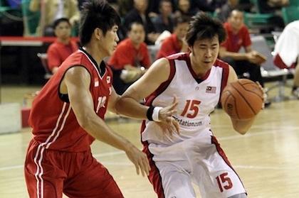 singapore national basketball team