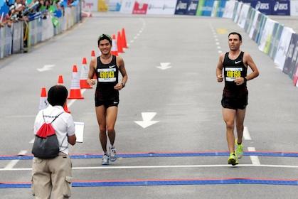 mok ying ren singapore marathon