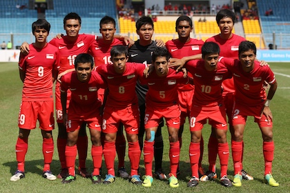 Football: Singapore won only 24% of all matches in 2011 – Red ...